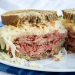 American Classic Reuben Sandwich