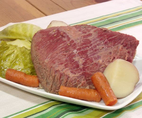 Corned Beef and Cabbage • Curious Cuisiniere