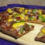 Mardi Gras Cajun Pizza