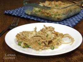 Chicken Tetrazzini from Curious Cuisiniere