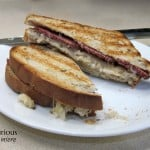 The Classic Reuben and Homemade Russian Dressing