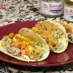 Herring Fish Tacos
