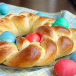 Pane di Pasqua (Italian Easter Bread)