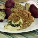 Baked Asparagus Stuffed Fish
