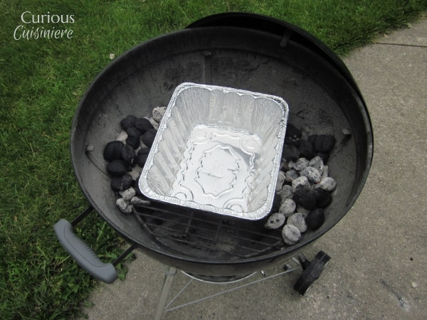 Smoking on a Grill with Curious Cuisiniere #grilling #summerrecipes #charcoalgrill