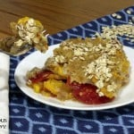 Tomato and Summer Squash Gratin (and All About Oats)