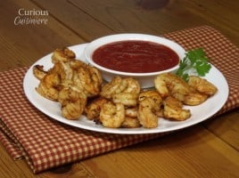Grilled Shrimp with Bloody Mary Dip from Curious Cuisiniere #10DaysofTailgate
