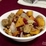 Fall Squash Panzanella (Bread and Butternut Squash Salad)