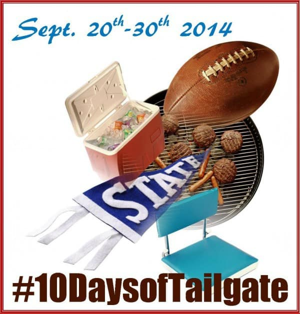 Get Ready for #10DaysofTailgate!
