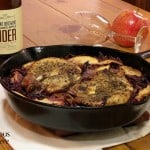 Apple Cider Pork with Red Cabbage