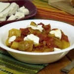 Paneer and Potato Curry (Aloo Paneer)