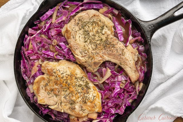 recipe: red cabbage in french [36]
