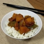 Sweet and Spicy Thai Squash #WeekdaySupper