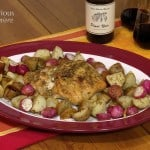 Herb Roasted Turkey Breast with Root Vegetables