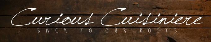 Curious Cuisiniere