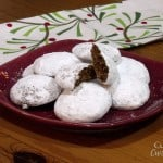 Pfeffernüsse (German Spice Cookies) #fbcookieswap