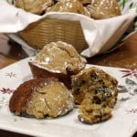 Mincemeat Muffins (Christmas Muffins)