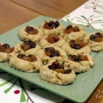 Mince Thumbprint Cookies