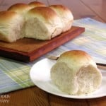 Fluffy White Dinner Rolls (With a Bread Machine Option!)