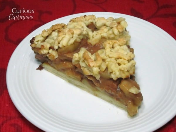 Szarlotka (Polish Apple Pie)