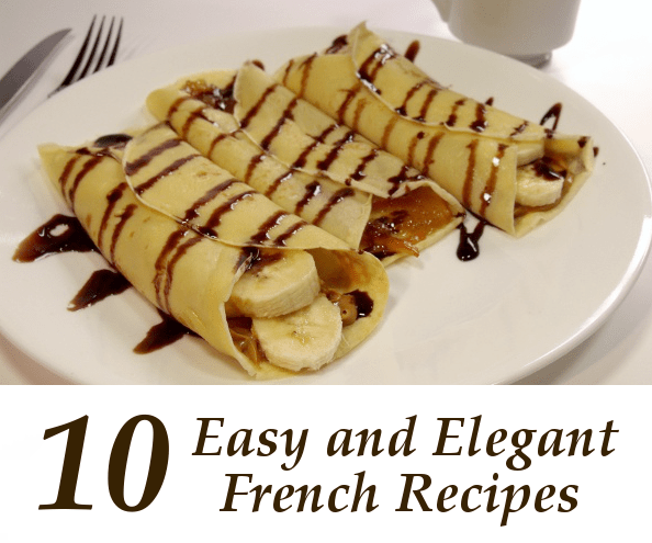 10 Easy French Recipes
