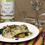 Broiling Fish: Broiled Grouper with Lemon and Thyme