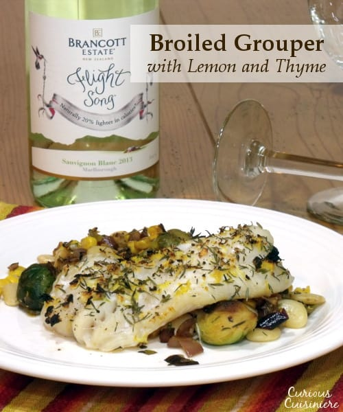 parmesan grilled grouper with mango grouper grilled broiled grouper ...