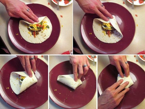 Crunchy Taco Bites (aka Mini Crunchwrap Supremes) from Curious Cuisiniere