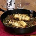 Chicken Cacciatore with Washington Merlot #winePW 8
