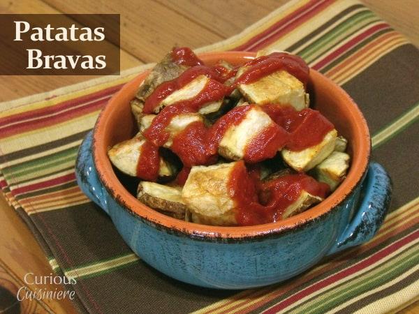 Patatas Bravas from Curious Cuisiniere