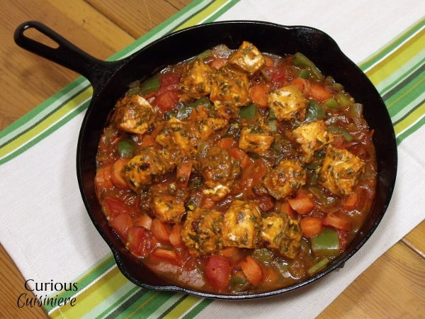 Moroccan Salmon Tagine from Curious Cuisiniere #SundaySupper