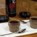 Chocolate Pots de Crème and Port #winePW 9
