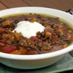 Greek Lentil Soup (Has Moved)