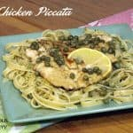 Lemon Chicken Piccata (and How To Butterfly Chicken Breast)