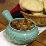 Baingan Bharta (Indian Curried Eggplant Stew)