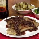 Entrecote Bordelaise (Bordeaux Style Steak)