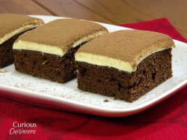 Chocolate Tiramisu Cake from Curious Cuisiniere