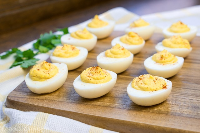 Deviled Eggs History And A Recipe Curious Cuisiniere