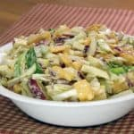 Cheddar Apple Slaw