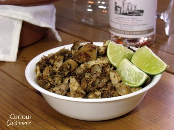 Pork Carnitas and Mexican Food and Wine Pairing Basics