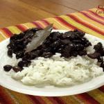 Brazilian Black Beans #SundaySupper