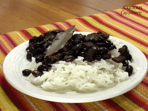 Brazilian Black Beans   Curious Cuisiniere