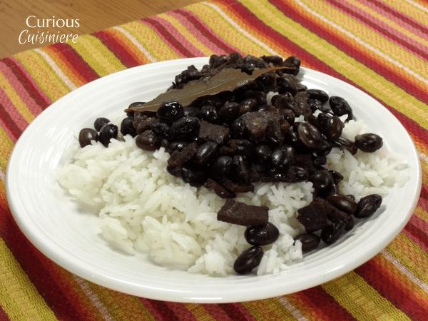 Brazilian Black Beans | Curious Cuisiniere