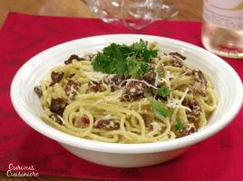 Carbonara | Curious Cuisiniere