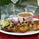 Chicken Satay #SundaySupper