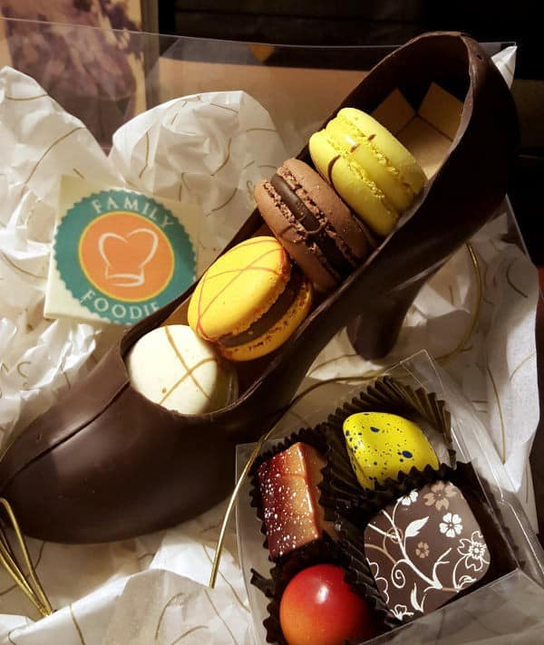 Food and Wine Conference 2015 A chocolate welcome