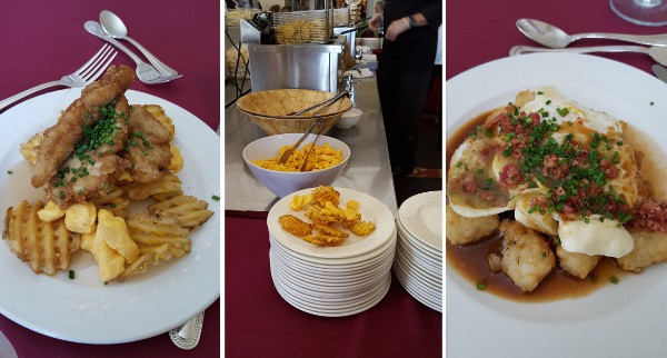 Food and Wine Conference 2015 - Delicious Poutine bar sponsored by Idaho Potatoes and Wisconsin Cheese.