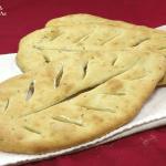 Fougasse (Provençal Flat Bread)