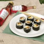 Kimbap (Korean 'Sushi') #SundaySupper