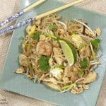 Pad Thai #SundaySupper